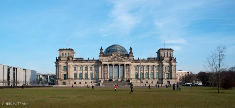 Reichstagsgebäude frontal _DSC4141_Berlin_Reichstagsgebaeude
