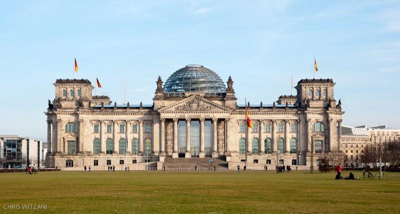 Reichstagsgebäude frontal _DSC4168_Berlin_Reichstagsgebaeude