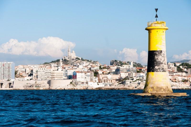 Marseille - Vue du mer DSC_3083