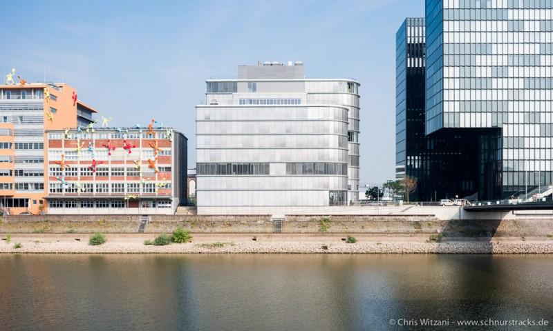 Medienhafen Düsseldorf Speditionstraße 17 Bayerische Apothekerversorgung