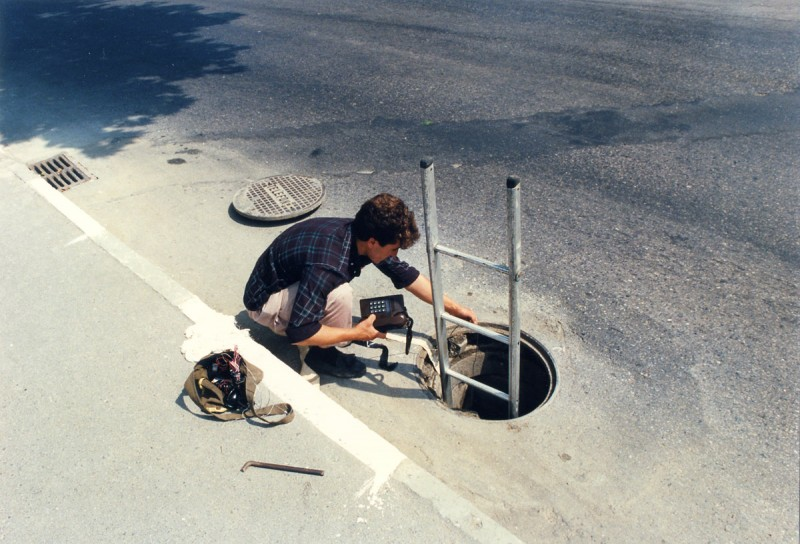 Underground communication