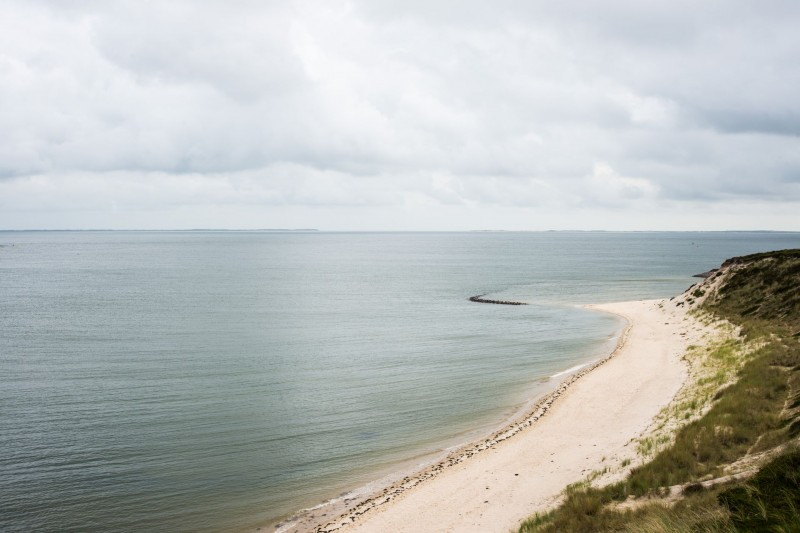 Küste am Wattenmeer