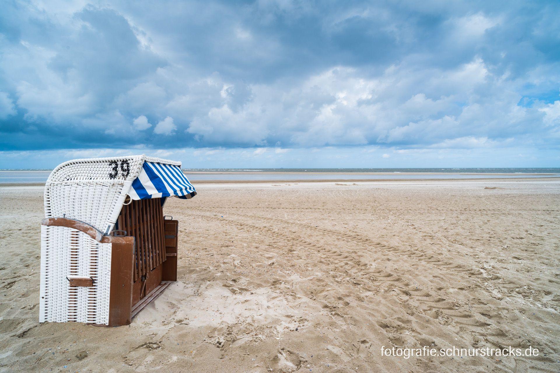 Strandkorb Dünen sdatec.com
