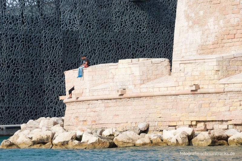 MuCEM und Fort Saint-Jean in Marseille #1146