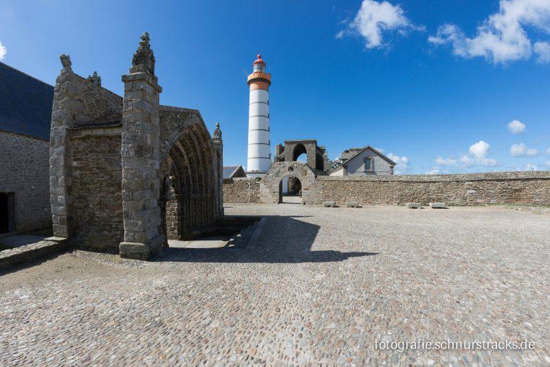 La chapelle Notre-Dame des Grâces Saint-Mathieu #5677