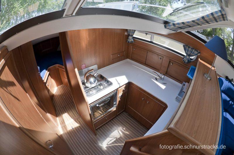 Venus 38 Hausboot #467