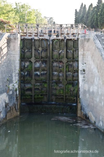 Canal du Midi - Hausboote