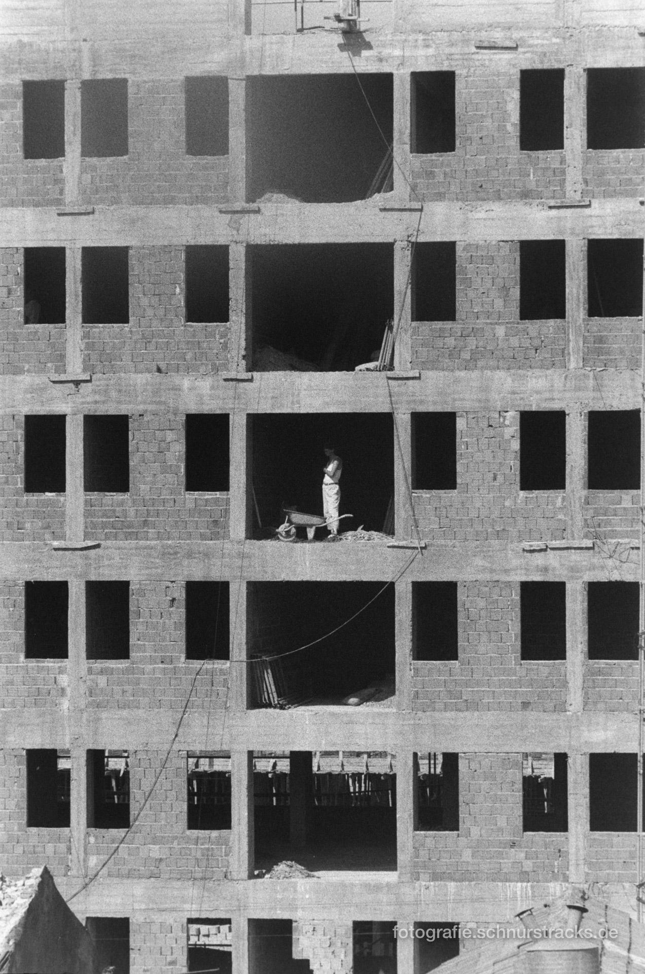 Baustelle Iskenderun – Türkei 1988