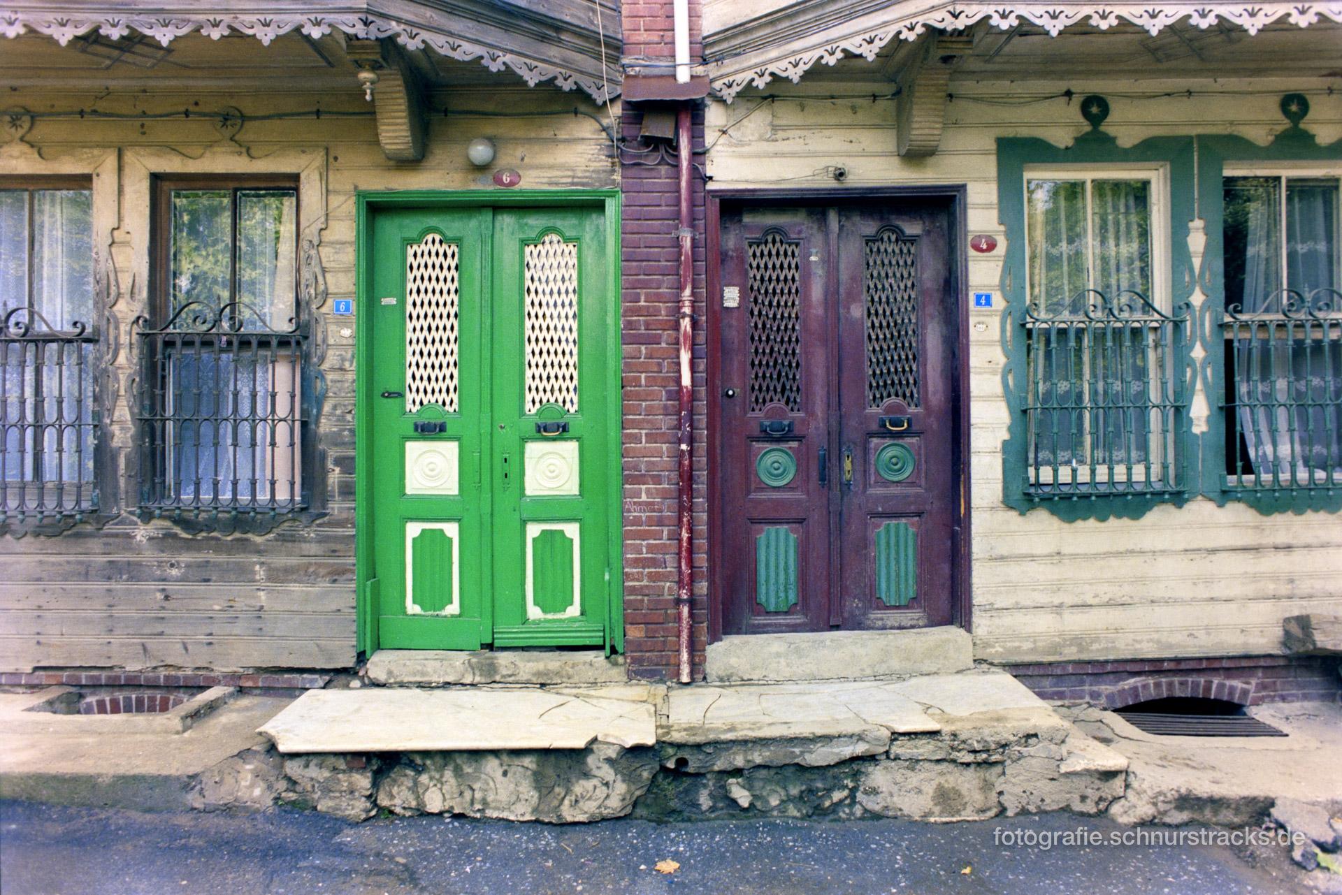 Haustüren – Istanbul 1988