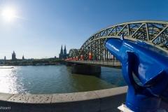 Kölnpanoramafernrohr