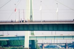 Rheinbrücken in Köln