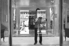 Excelsior Eingang