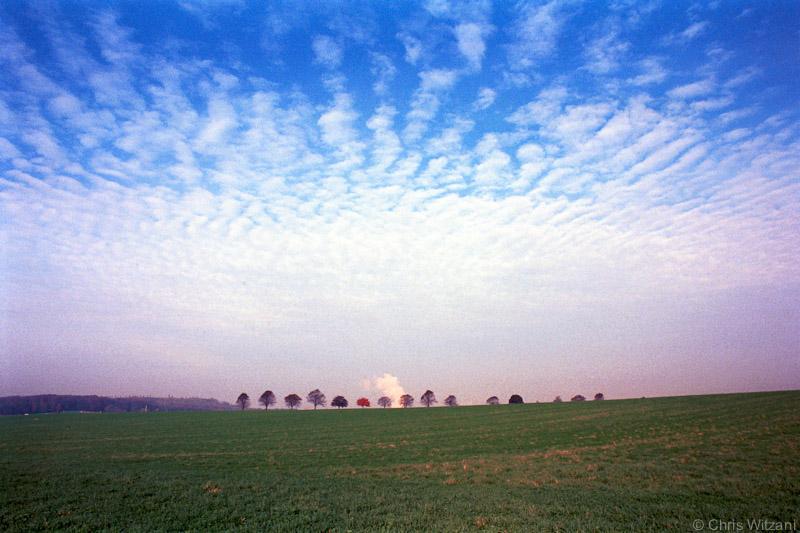 Feld und Himmel bei Brauweiler