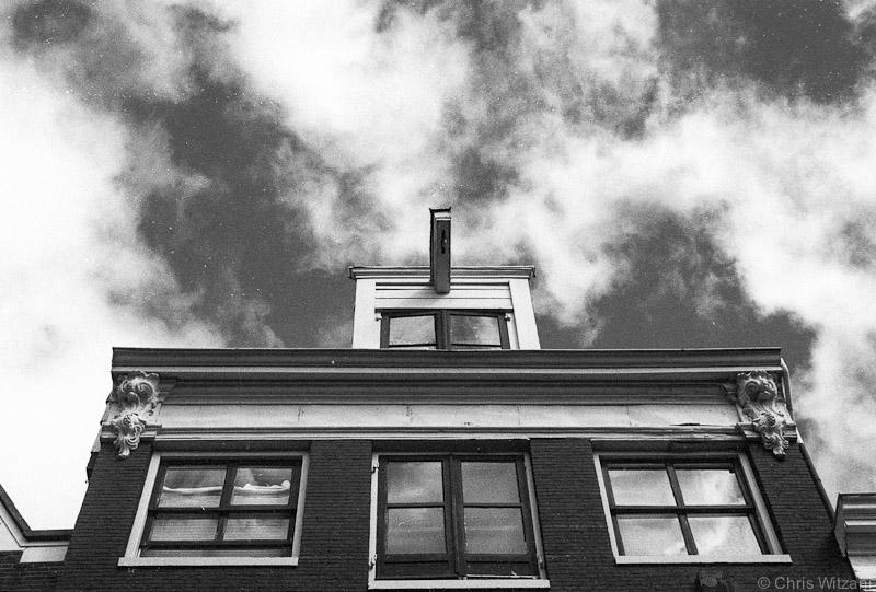 Fassade Amsterdam