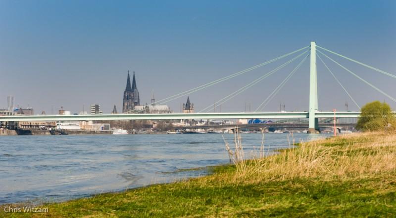 Severinsbrücke #2004
