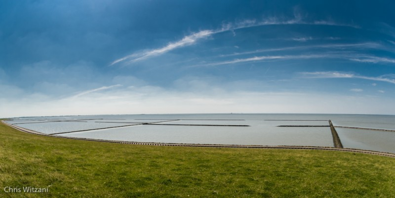Nordseedeich Ostfriesland