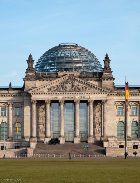 Reichstagsgebäude frontal _DSC4167_Berlin_Reichstagsgebaeude