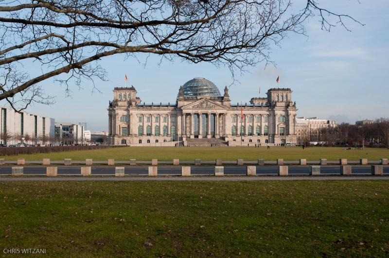 Reichstagsgebäude frontal _DSC4175_Berlin_Reichstagsgebaeude