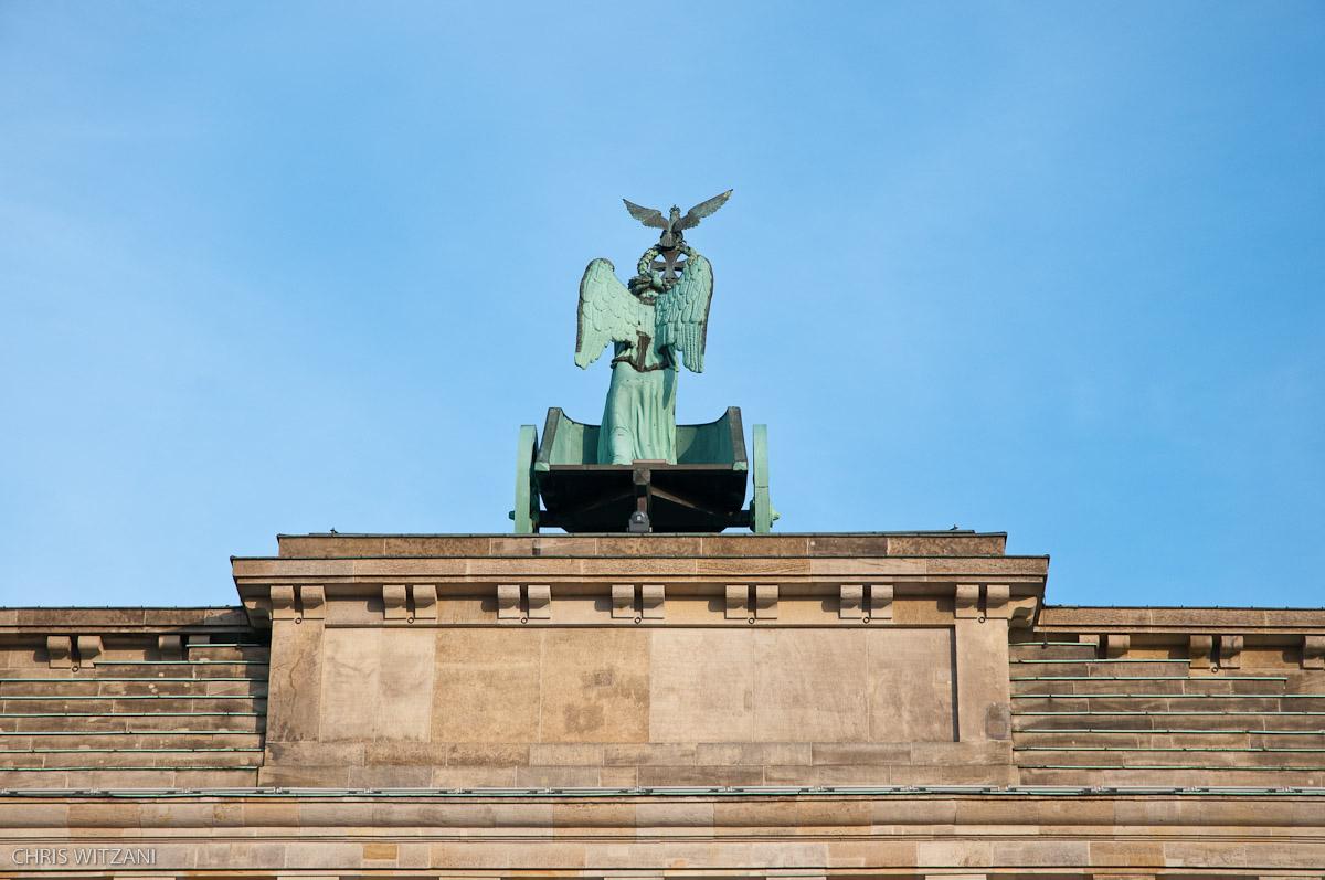 Brandenburger Tor Quadriga Westseite #4206 _DSC4206_Berlin_Brandenburger_Tor