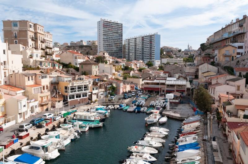 Vallon des Auffes Marseille #2974