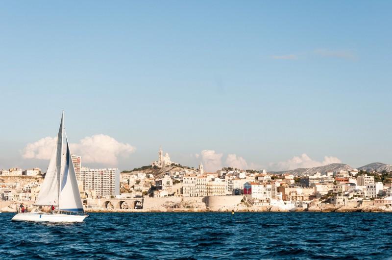 Marseille - Vue du mer #3086 DSC_3086