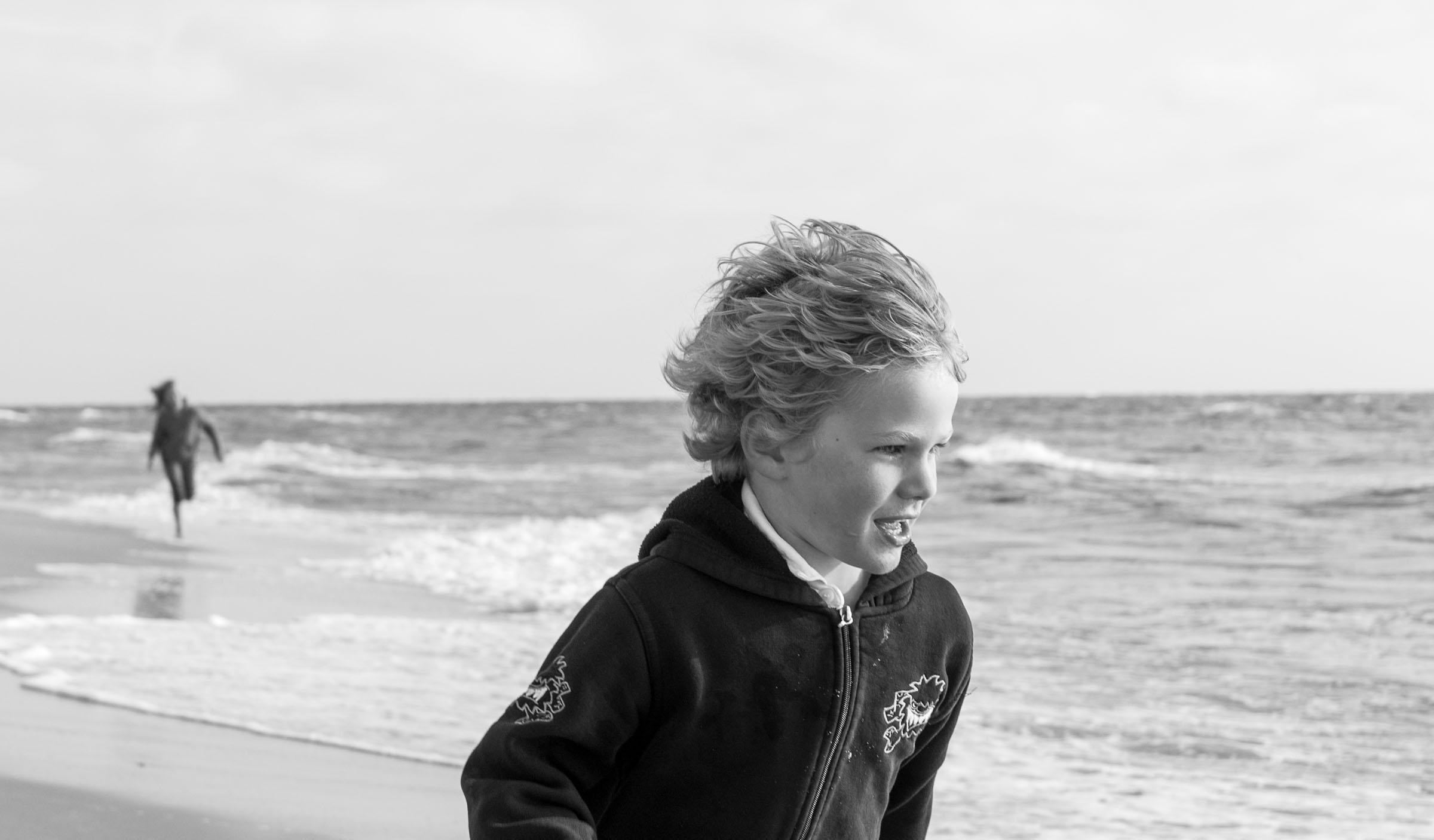 Wellenspringen auf Sylt