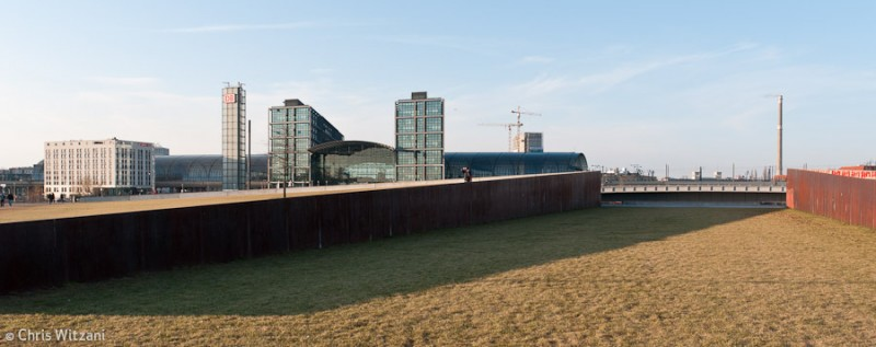 Berlin Hauptbahnhof #9662 Regierungsviertel