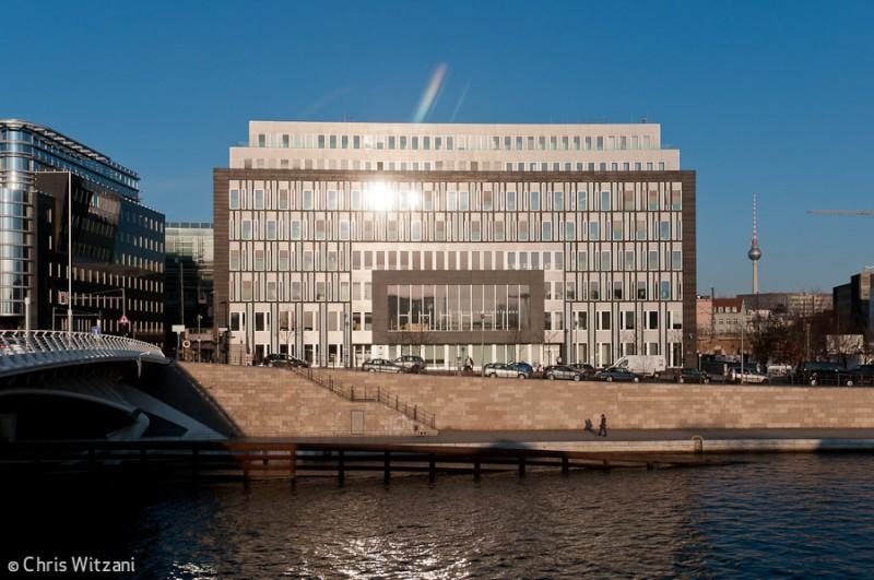 Bundespressekonferenz #9670 Regierungsviertel
