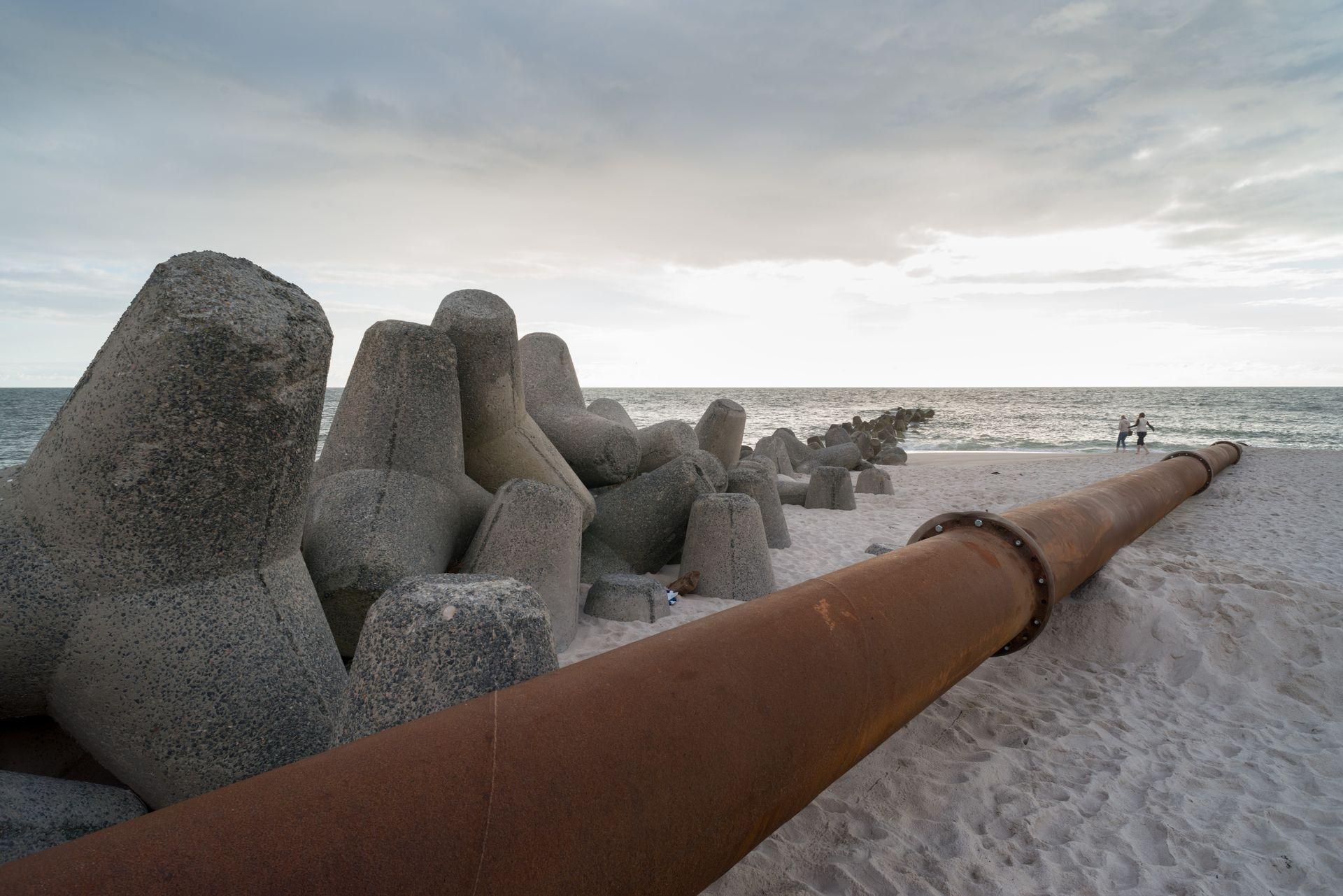 Küstenschutz auf Sylt