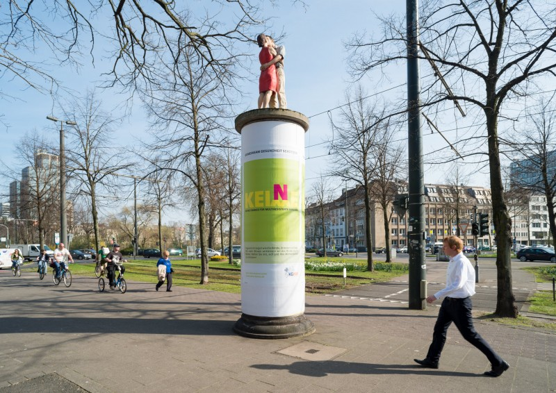 Keine Keime in Düsseldorf