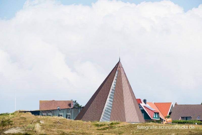 Zeltkirche auf Spiekeroog