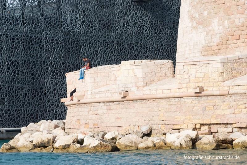 MuCEM und Fort Saint-Jean in Marseille #1146