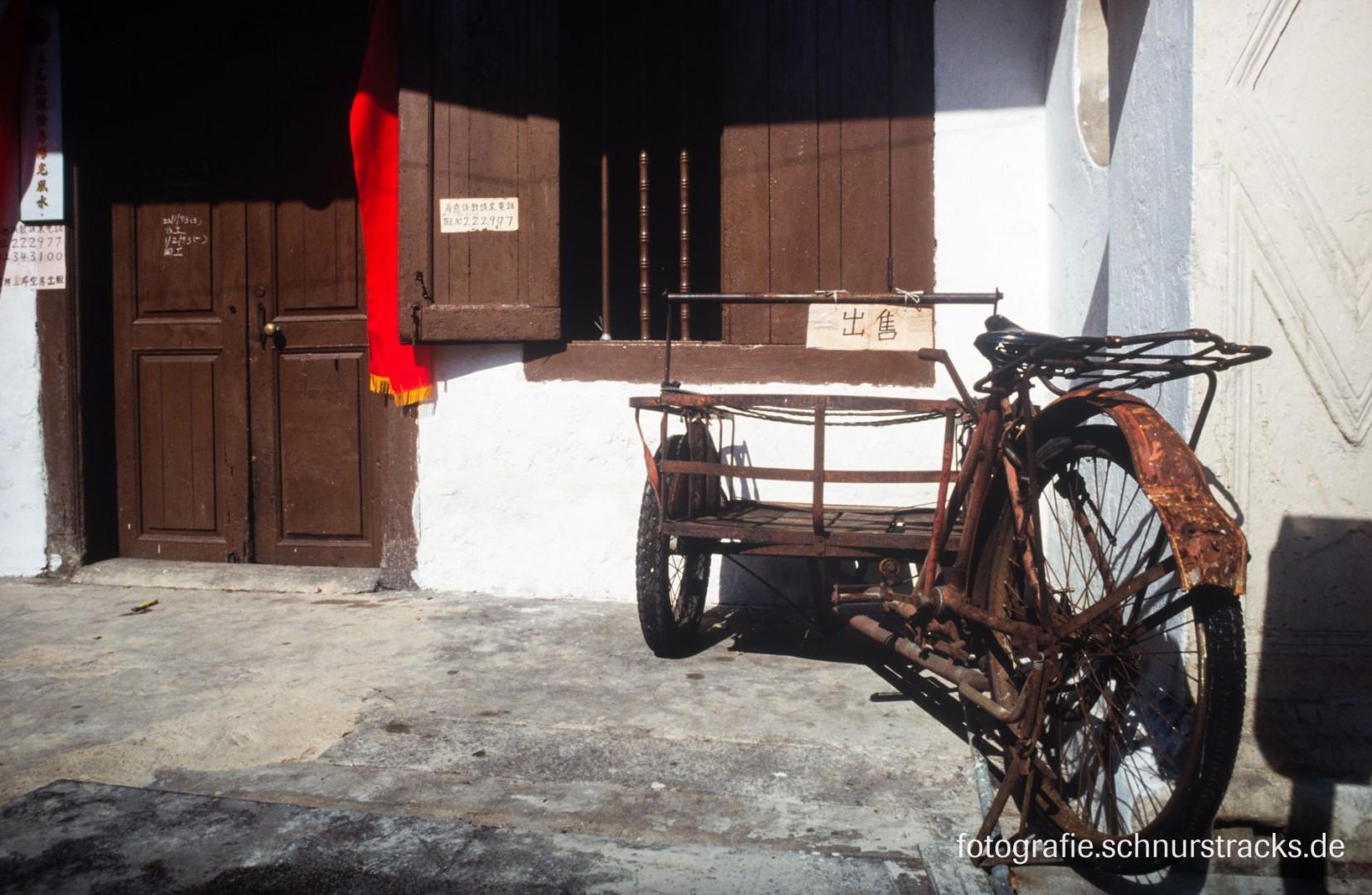 Malacca Rusty Bike