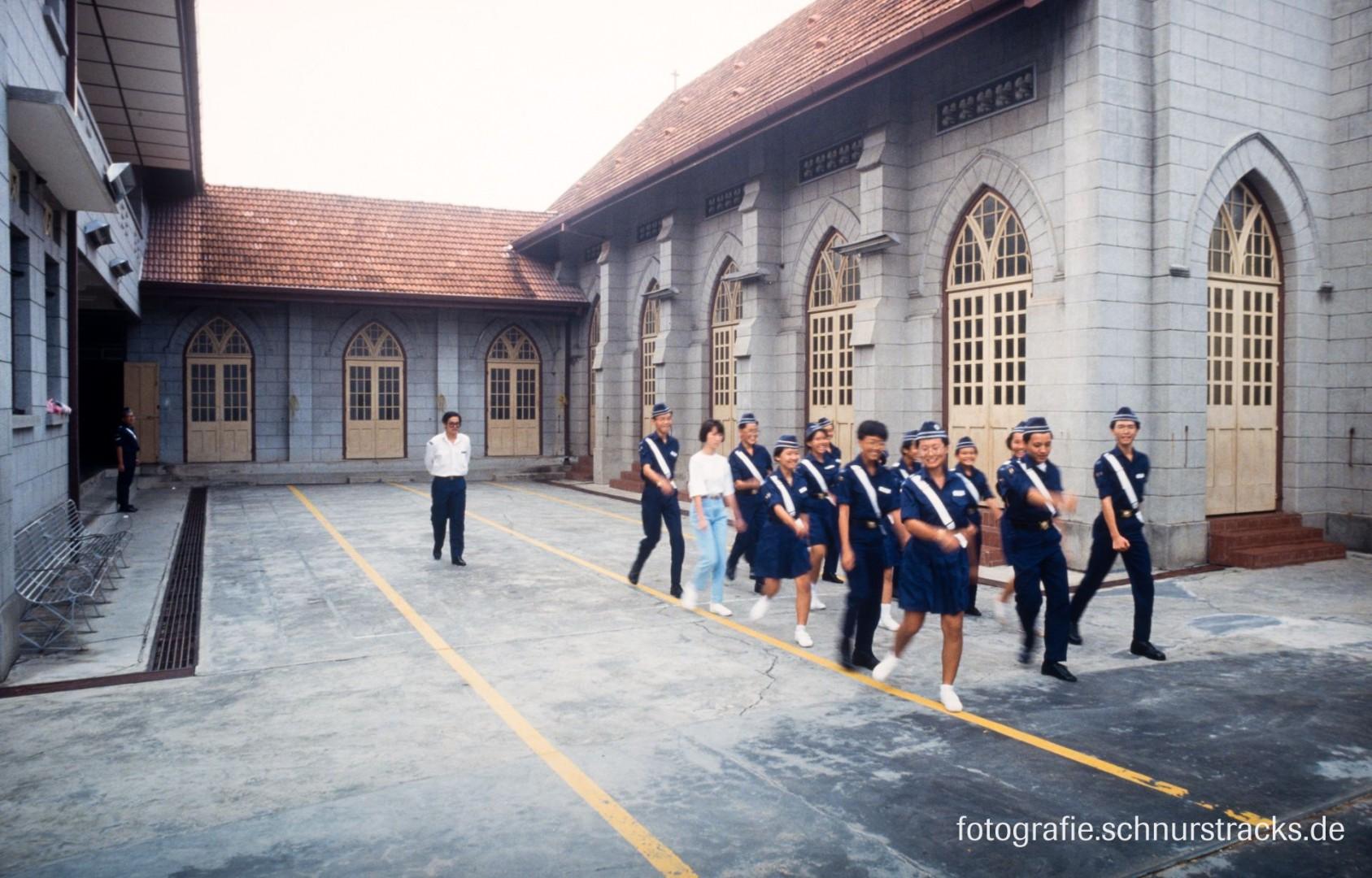Schule in Malaysia