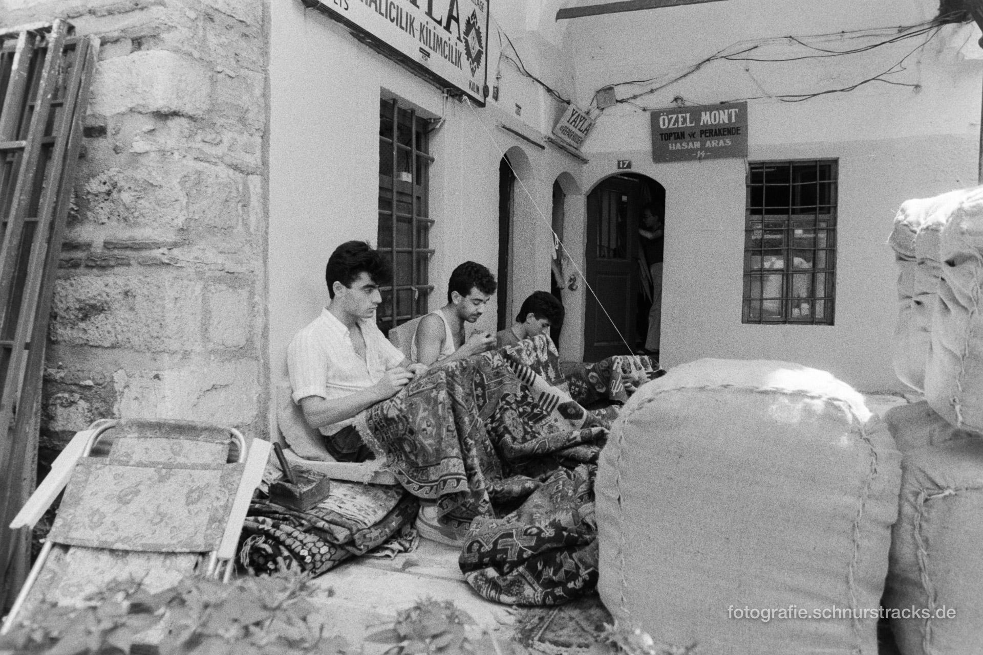 Teppichflicker – Istanbul