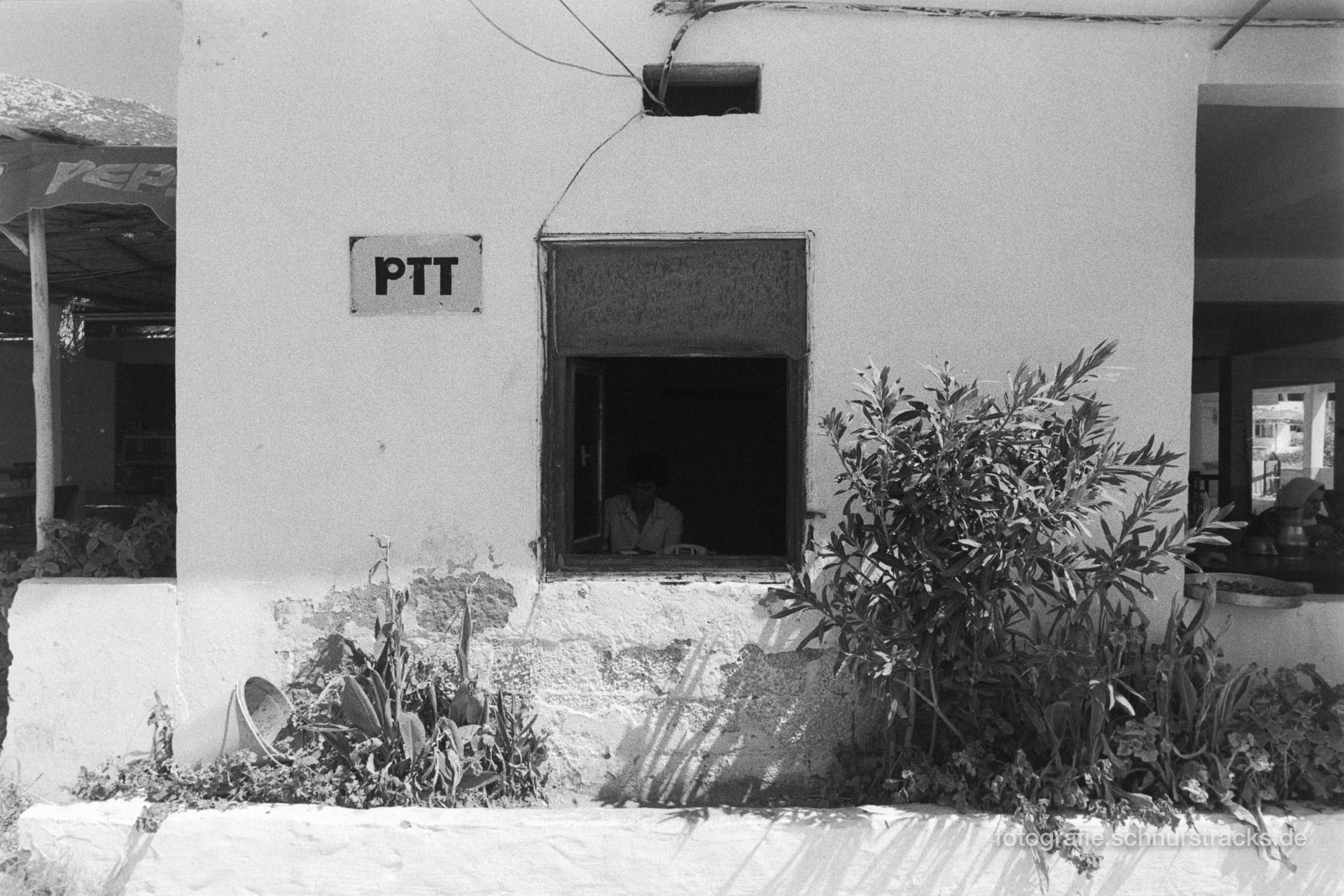PTT – Türkei 1988