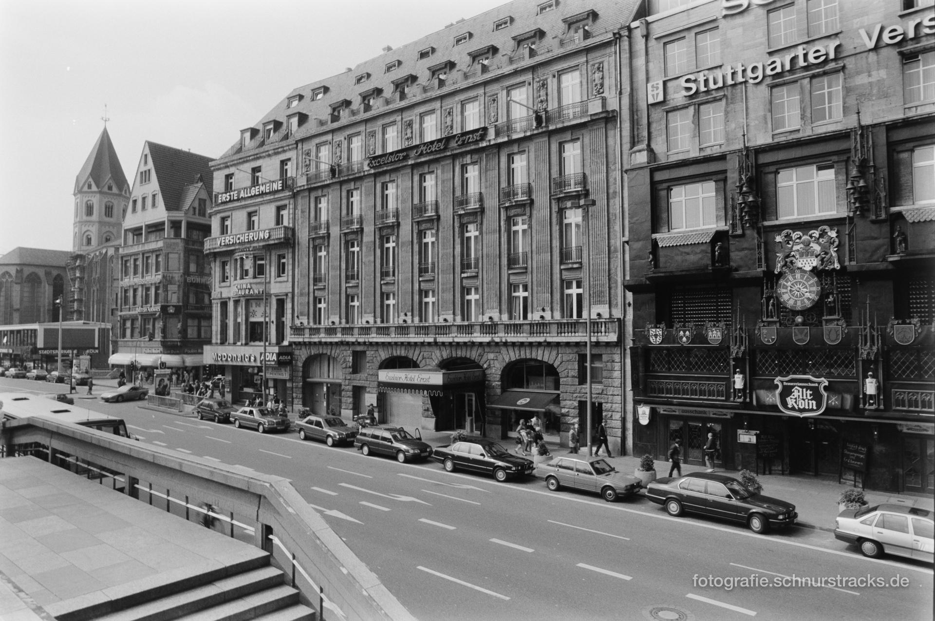 Excelsior Hotel Ernst Berlin