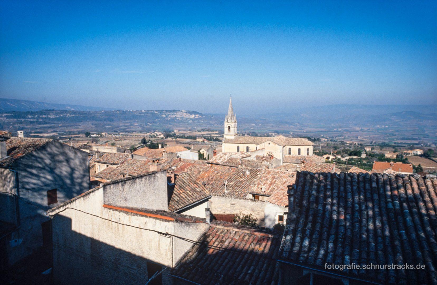 Bonnieux - Provence