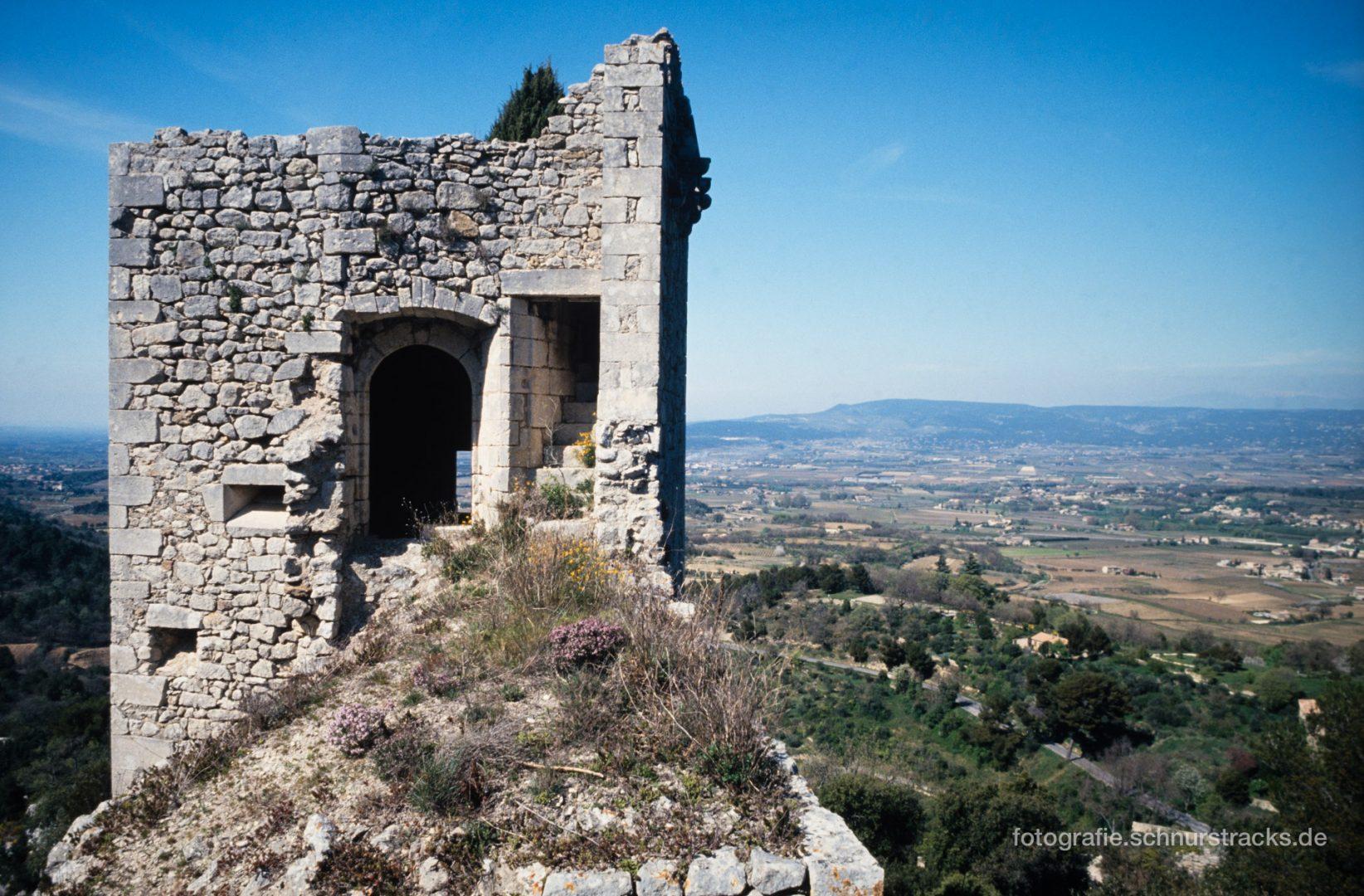 Provence - Oppède le Vieux #0656