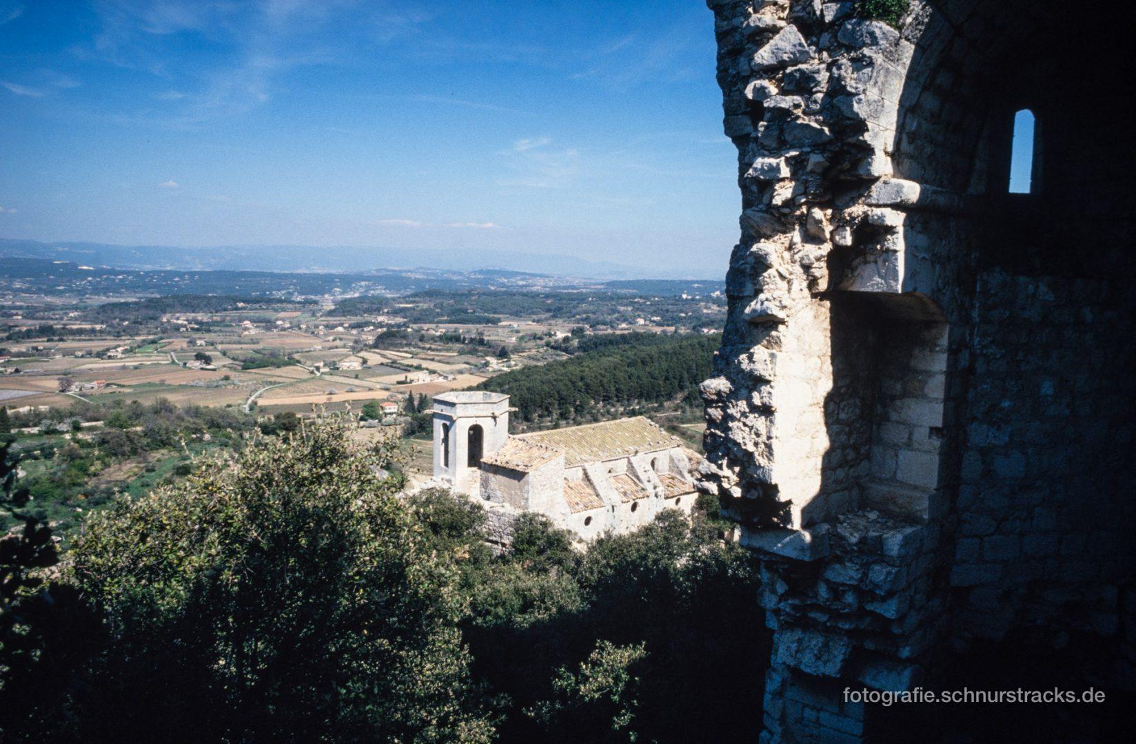 Provence - Oppède le Vieux #0657