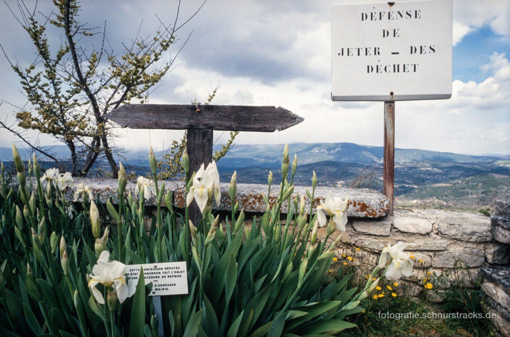 Friedhof Saignon #0773