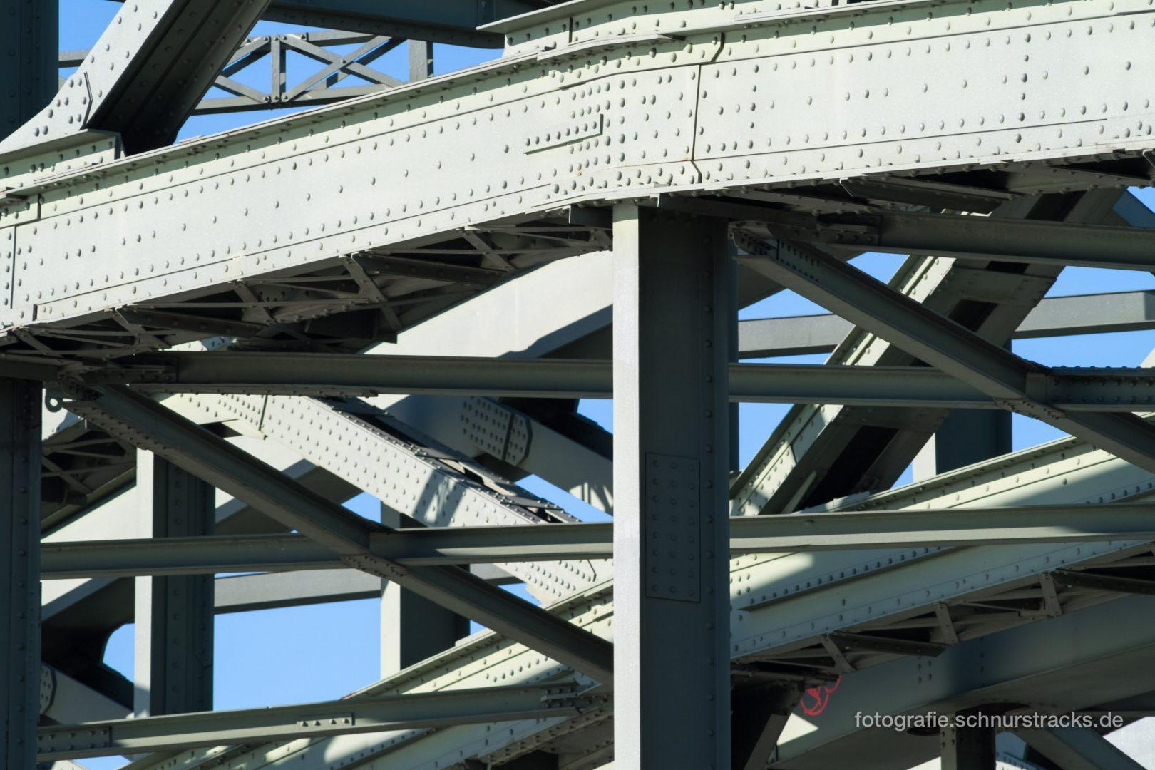 Hohenzollernbrücke Detail #1158