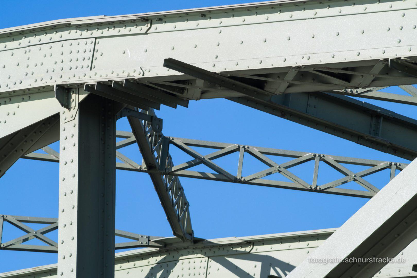 Hohenzollernbrücke Detail #1159