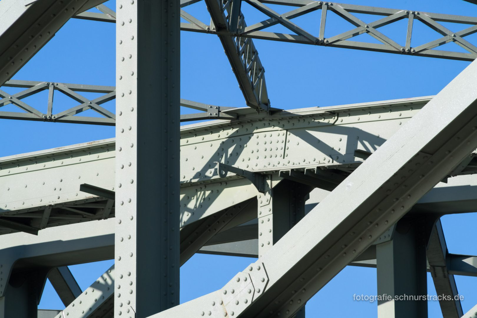 Hohenzollernbrücke Detail #1160