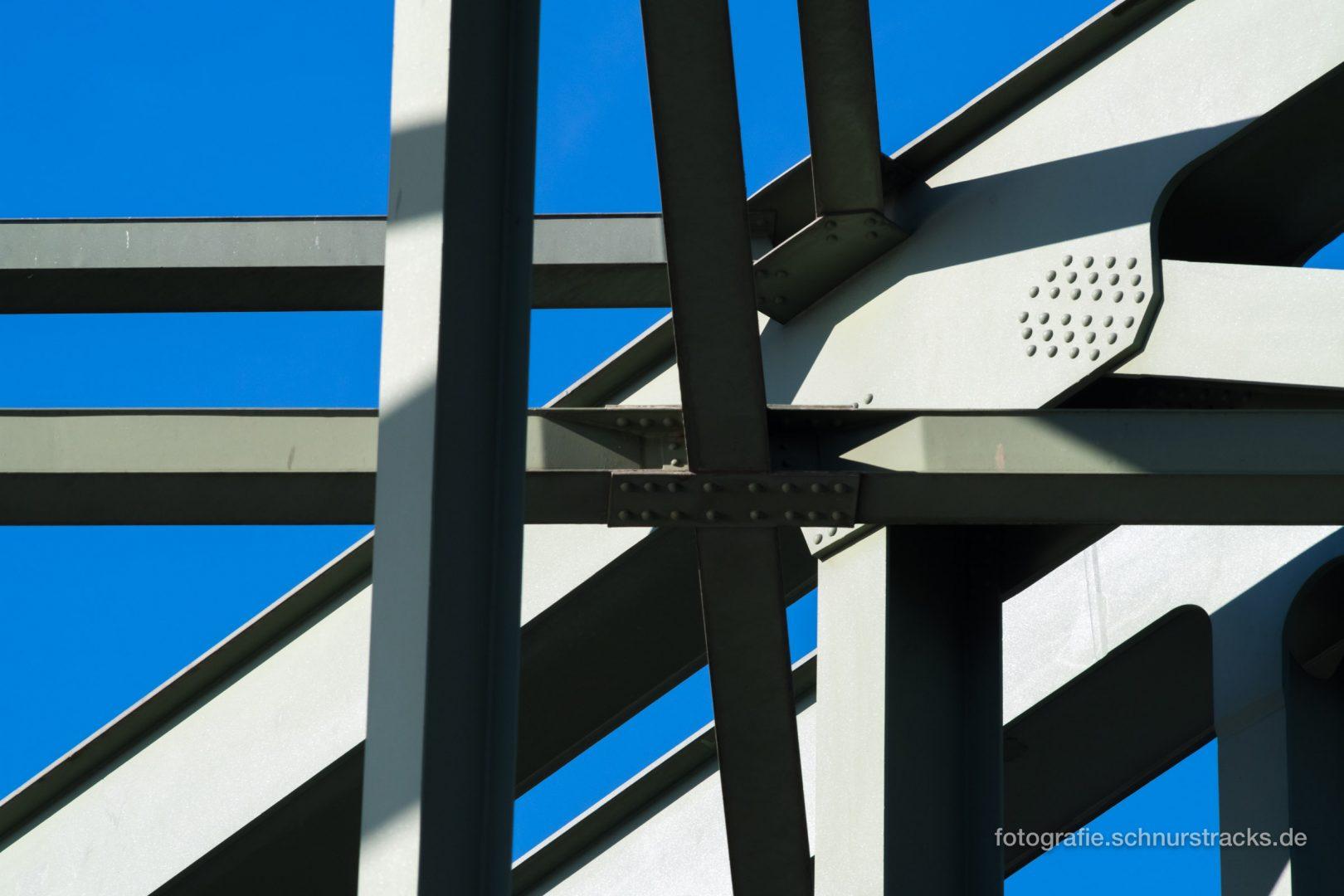 Hohenzollernbrücke Detail #1194