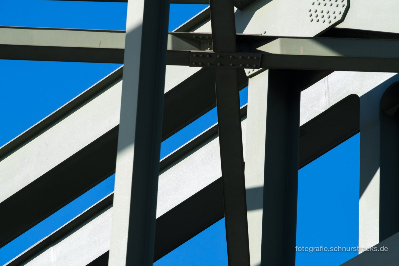 Hohenzollernbrücke Detail #1196
