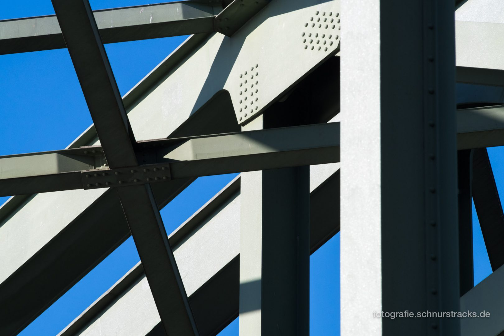 Hohenzollernbrücke Detail #1197