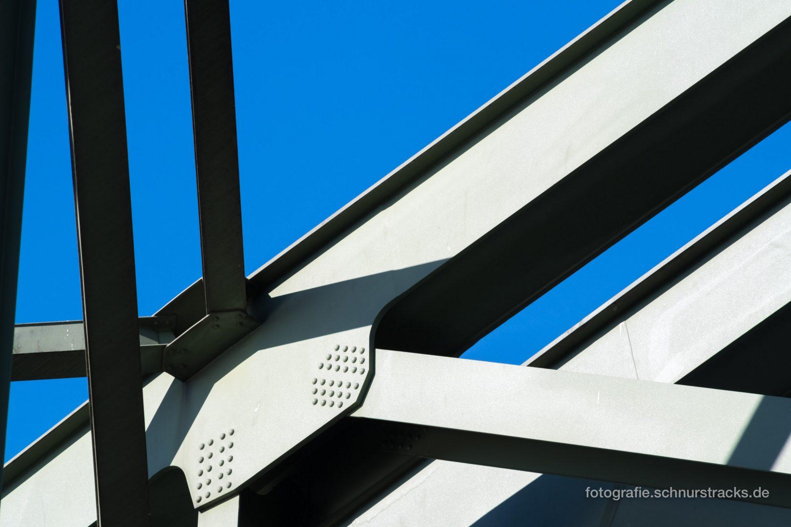 Hohenzollernbrücke Detail #1200