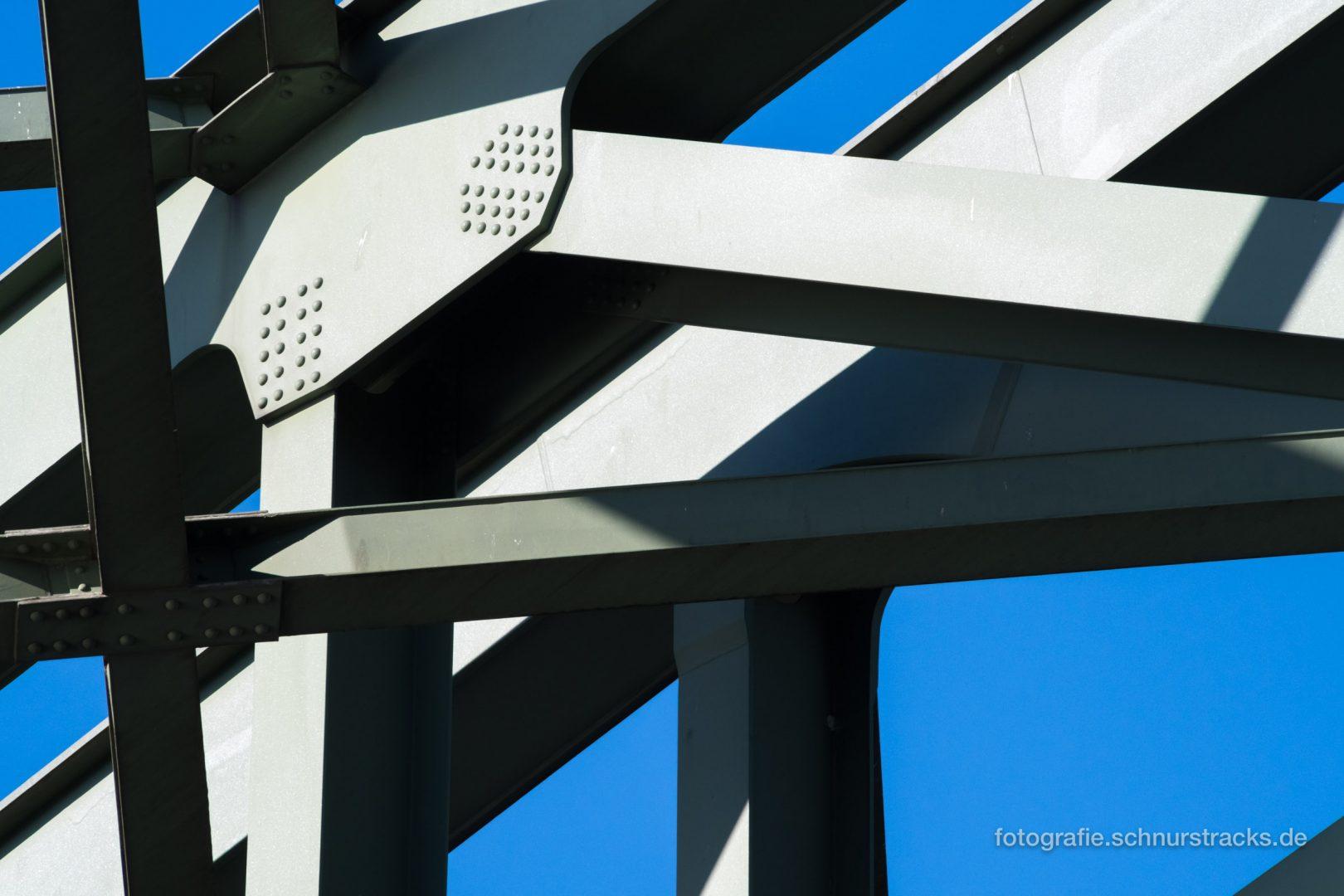 Hohenzollernbrücke Detail #1201