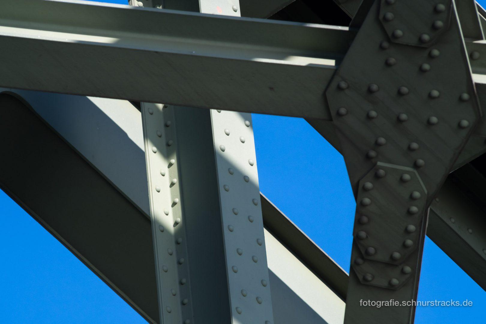 Hohenzollernbrücke Detail #1206